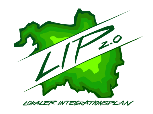 LIP 2.0 Logo in grün